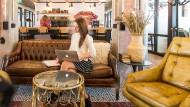 Premiummöbel zu Premiumpreisen: Mindspace setzt auch in Frankfurt auf hochwertige Einrichtung.