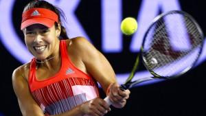 Aufregung bei Australian Open