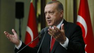 Erdoğan im Juli