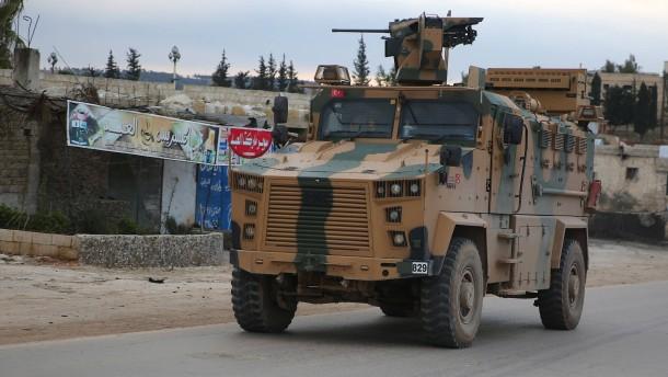 """Türkei """"neutralisiert"""" mehr als hundert syrische Soldaten"""