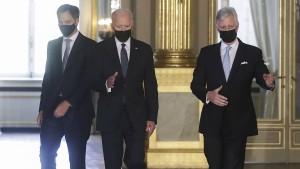 """Biden will Putin """"rote Linien"""" aufzeigen"""