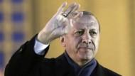 Erdogan kommt zu heiklem Treffen nach Washington