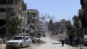 Verwirrung um mögliche Raketenangriffe auf Syrien