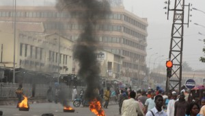 Militärputsch gegen Präsident Touré