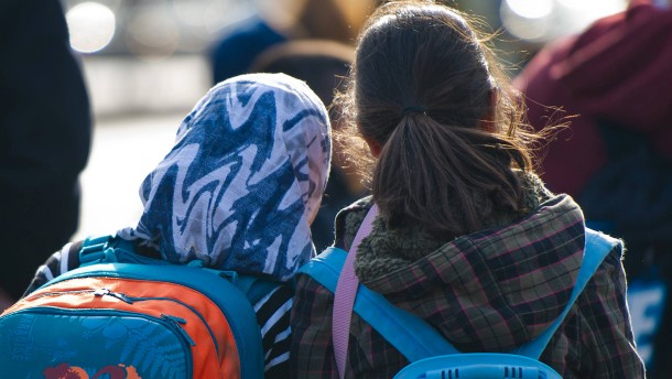 Türkische Gemeinde unterstützt Nikabverbot