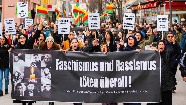 """Zeichen gegen den """"Horror von Hanau"""""""