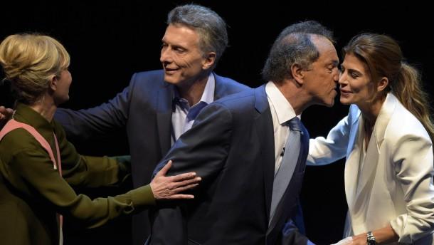 Argentinien vor dem Neuanfang