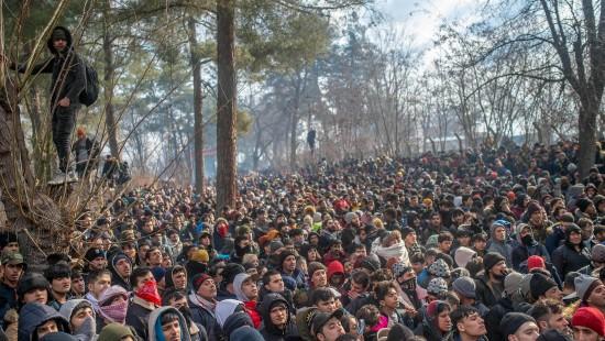 Massenmigration an EU-Grenzen erwartet