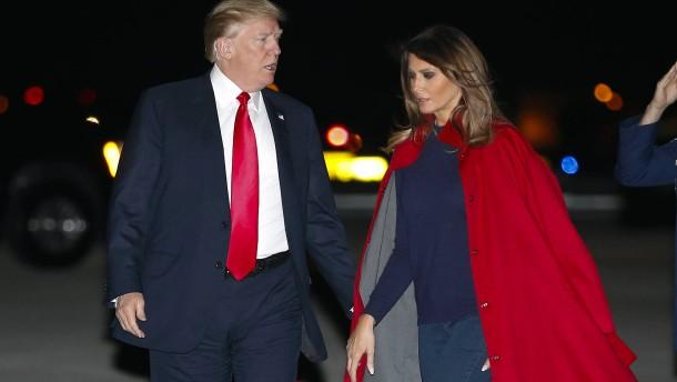 Ehekrise bei den Trumps?