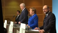 "Spitze sagt ""Ja"" zu Koalitionsverhandlungen"