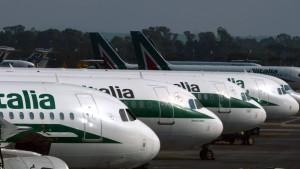 Fluglinie Alitalia baut wohl bis zu 2600 Stellen ab