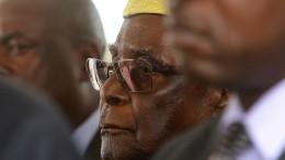 Was wird aus Mugabe?