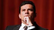 Sérgio Moro ist Bundesrichter des 13. Bundesstrafgerichtes von Curitiba.