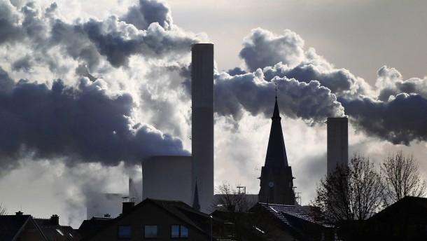 Eine Stadt unter Dampf
