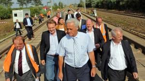 Züge in Mainz sollen Ende August wieder normal fahren