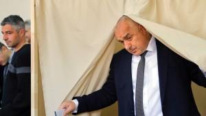 Pro-westliche Konservative gewinnen Wahl in Bulgarien