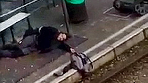 Belgiens gefährliche Terroristenjagd
