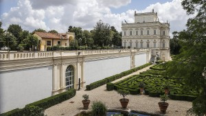 Ein Palast als Ideenschmiede