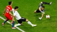 Gelungener Härtetest für das DFB-Team