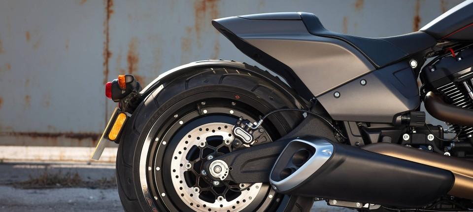 Motorräder aus