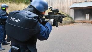 Sturmgewehre statt Maschinenpistolen