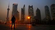 Willkommen in Schanghai!
