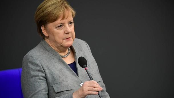 Merkel will bei Nord Stream 2 hart bleiben