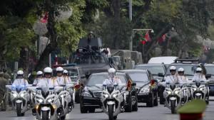 Kims Luxusautos alarmieren Vereinte Nationen