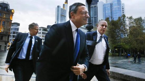 EZB hat kein volles Vertrauen in konjunkturellen Aufwind
