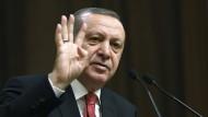 Erdogans Verfassungsreform nimmt weitere Hürde