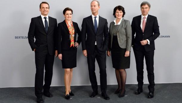 Bertelsmann sucht einen Kronprinzen