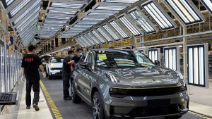 Chinas Einheitsfront gegen VW und Tesla