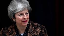"Theresa May präsentiert ihren ""Plan B"""