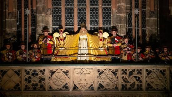 Nürnberger Christkindlesmarkt eröffnet