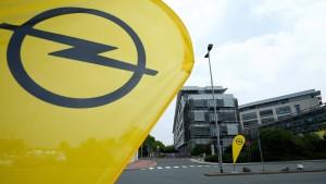 Opel fährt Konkurrenz deutlich hinterher