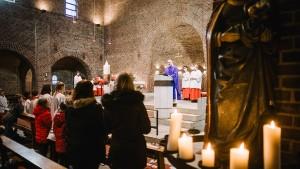 Die Kirche kämpft um Kunden