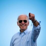 Joe Biden im Oktober in Coconut Creek, Florida