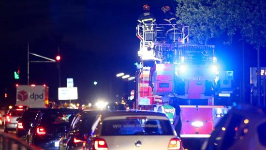 Verkehrschaos in Deutschland