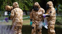 Dritter Verdächtiger im Fall Skripal identifiziert