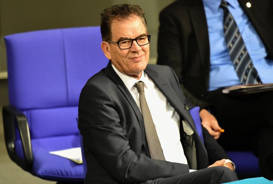 Gerd Müller ist Bundesminister für wirtschaftliche Zusammenarbeit und Entwicklung.