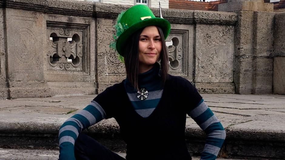 """Markenzeichen: Freunde haben """"Pauli"""" den Hut geschenkt."""