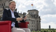FDP-Chef Christian Lindner im ARD-Interview