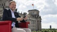 FDP-Chef Christian Lindner im ARD-Interview