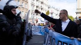 Polen sucht nach dem richtigen Umgang