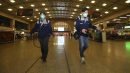 China stoppt alle Flüge und Züge von und aus Wuhan
