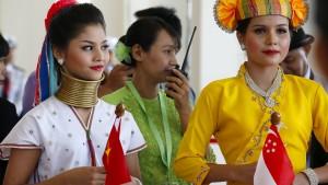 Südostasiatische Harmonieleere