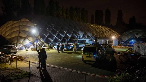 Video zeigt Schusswaffen-Einsatz der Berliner Polizei