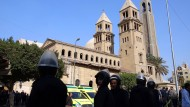 Mindestens 20 Tote in koptischer Kirche