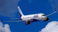 Inder bestellen 250 Airbus-Flugzeuge