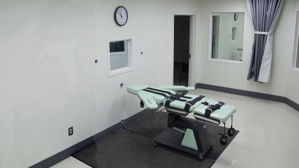 In Kalifornien sollen keine Menschen mehr hingerichtet werden